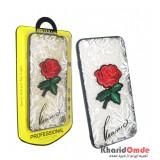 قاب Unipha مناسب برای گوشی Iphone 7 / 8 Plus طرح گل قرمز