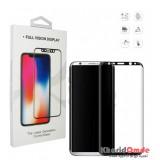 محافظ گلس صفحه نمایش 3D مناسب برای گوشی S8 Plus سفید