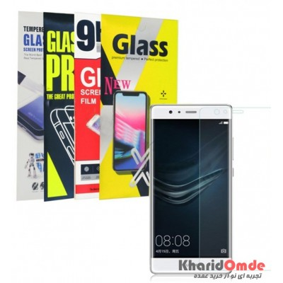 محافظ گلس صفحه نمایش 9H مناسب برای گوشی P 9