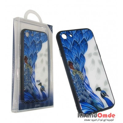 گارد Design مناسب برای گوشی Iphone 6 طرح طاووس 3