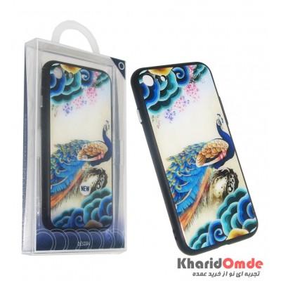 گارد Design مناسب برای گوشی Iphone 6 طرح طاووس 2