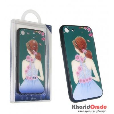 گارد Design مناسب برای گوشی Iphone 6 طرح دخترانه