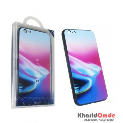 گارد Design مناسب برای گوشی Iphone 6 / 6s Plus طرح رنگی 3