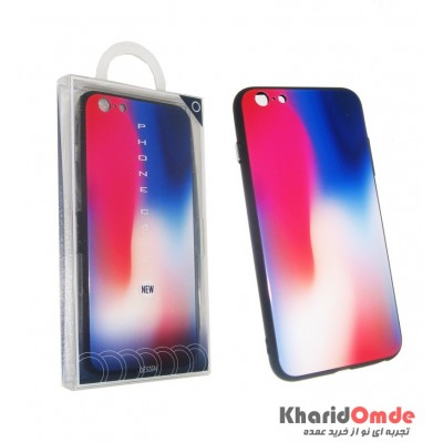 گارد Design مناسب برای گوشی Iphone 6 / 6s Plus طرح رنگی 1