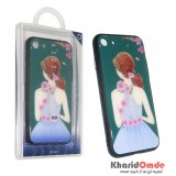 گارد Design مناسب برای گوشی Iphone 6 / 6s Plus طرح دخترانه