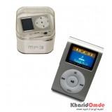 MP3 پلیر LCD دار رم خور کد 029 نارنجی
