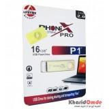 فلش PHONIX PRO مدل 16GB P1 طلایی