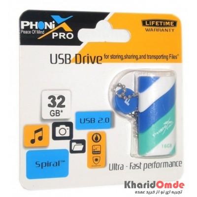 فلش PHONIX PRO مدل 32GB SPIRAL