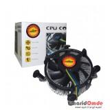 فن CPU زیرمسی LGA مدل Paradise 775