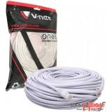کابل شبکه CAT5 پچ کرد 30 متری Vnet