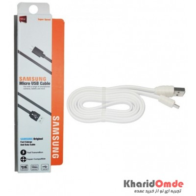 کابل Micro فلت SAMSUNG