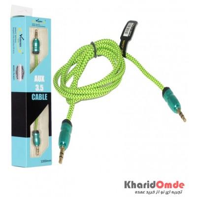 کابل 1 به 1 صدا کنفی Venous مدل PV-K971 رنگی