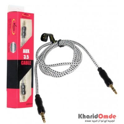 کابل 1 به 1 صدا کنفی Venous مدل PV-K969 رنگی