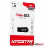 فلش KingStar مدل 16GB SLIDER KS205