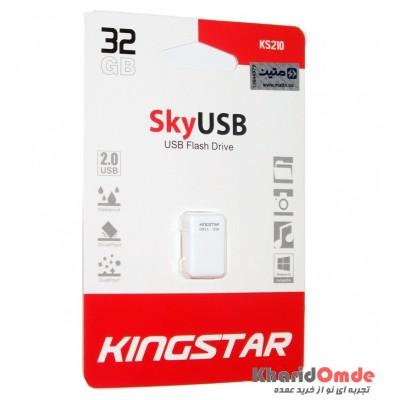 فلش KingStar مدل 32GB SKY KS210