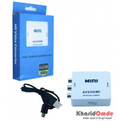 تبدیل AV به Wipro HDMI