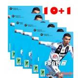 بسته 1+10 بازی FIFA 2019