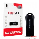 فلش KingStar مدل 8GB SLIDER KS205