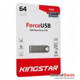 فلش KingStar مدل 64GB FORCE KS221
