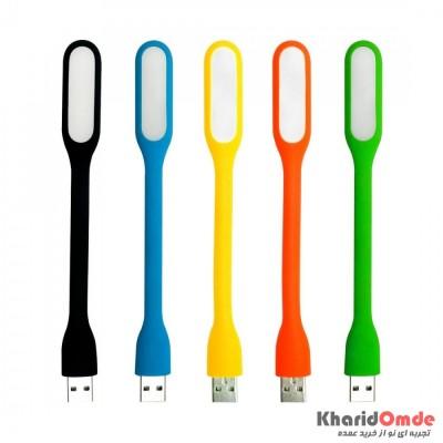 چراغ مسواکی USB رنگی D-Net