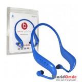 هدست بلوتوث تلی Beats مدل HD-518 آبی