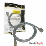 کابل افزایش طول USB طول 1.5 متر venous مدل K190