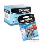 بسته 48 تایی باتری Camelion Digi Alkaline (کارتی 4 تایی)