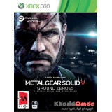 Metal Gear Solid V-Ground Zeroes (XBOX)