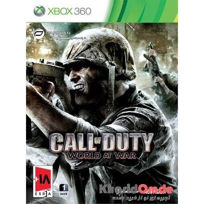 Call of Duty World at War (XBOX)