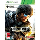 Frontline Fuel of War (XBOX)