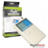 تستر حرفه ای کابل شبکه- تلفن - BNC و Knet Plus USB