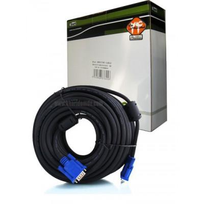 کابل VGA طول 30 متر Knet