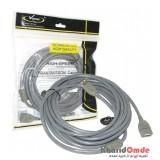 کابل افزایش طول USB طول 5 متر venous مدل K192