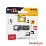 فلش PHONIX PRO مدل 16GB OTG i2