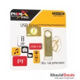 فلش PHONIX PRO مدل 8GB P1 طلایی