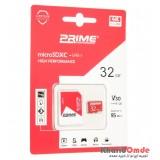 رم موبایل Prime 32GB MicroSDXC U3 V30 95MB/S خشاب دار