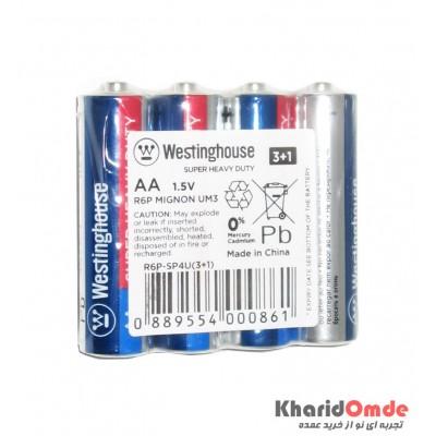 باتری قلمی Westinghouse شرینگ 4 تایی