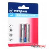باتری قلمی Westinghouse مدل Super Duty Heavy (کارتی 2 تایی)
