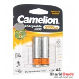 باتری قلمی شارژی Camelion مدل Always Ready 2700mAh