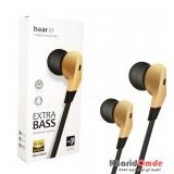 هندزفری Hi-Res Audio مدل MDR-EX85AP طلایی