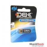 باتری ریموت کنترل 23 آمپر DBK Ultra Alkaline