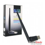 دانگل Wifi شبکه آنتن دار Alpha-Net مدل W113