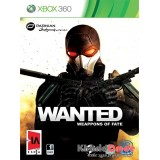 Wanted Weapons Of Fate (XBOX)