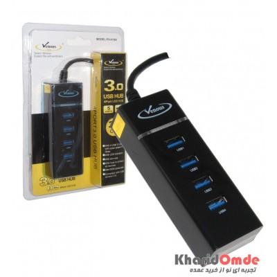 هاب 4 پورت Venous USB3.0 مدل PV-H188
