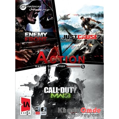 Action Games Collection 5