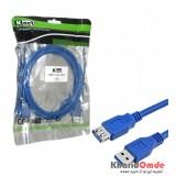 کابل افزایش طول USB 3.0 طول 1.5 متر Knet