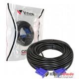 کابل VGA طول 15 متر V-net