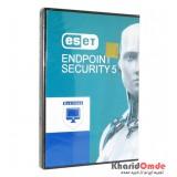 آنتی ویروس تحت شبکه ESET END POINT SECURITY 5