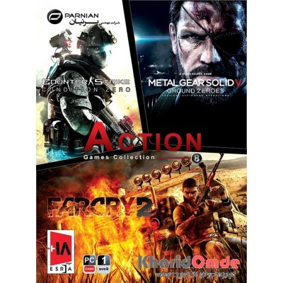 Action Games Collection 8