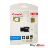 فلش GalexBit مدل 64GB EcoUSB
